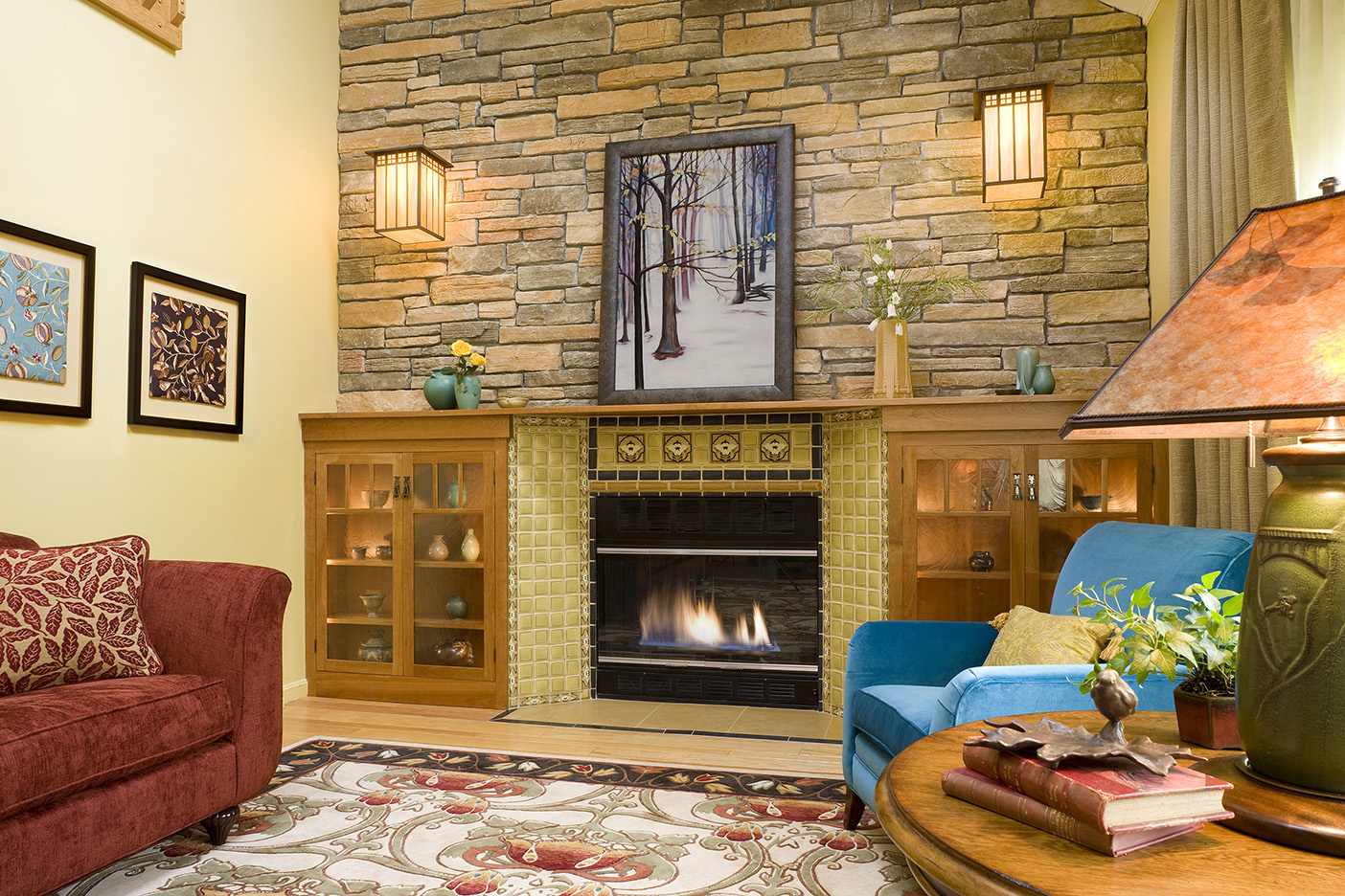 arts and crafts home boston design and interiors inc