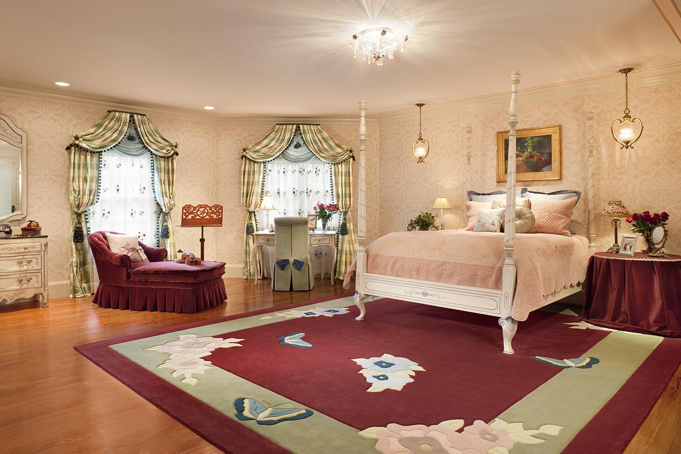 Children 39 s wing of a grand mansion gallery boston design for Room interior design for girls