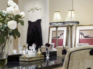Contemporary Dressing Room
