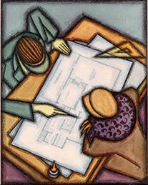 Drafting Illustration