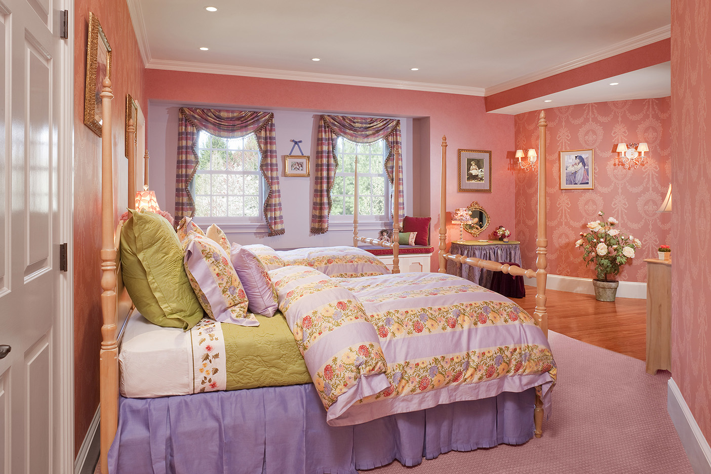 Amazing Kids Bedrooms Children S Wing Of A Grand Mansion Gallery Boston Design