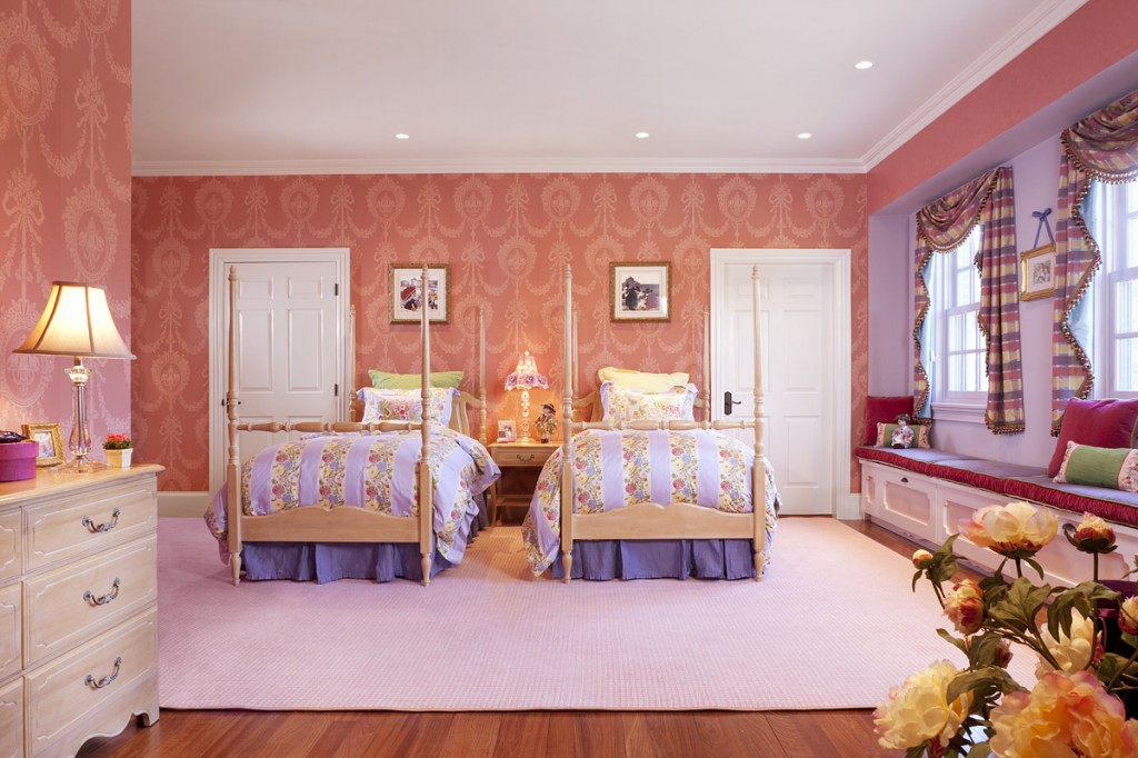 Bedroom by Boston Design and Interiors, Inc.