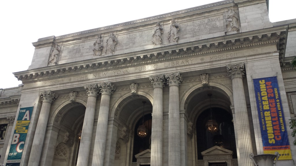 New York City's Public Library